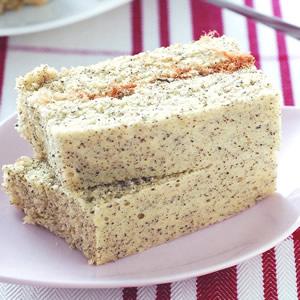 芝麻鹹蛋糕