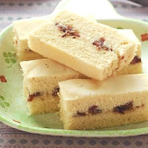 豆腐松菇鹹蛋糕