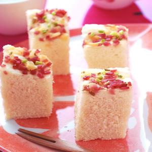 夏威夷鹹蛋糕
