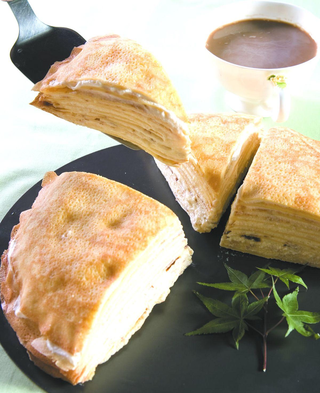 食譜:千層派餅皮