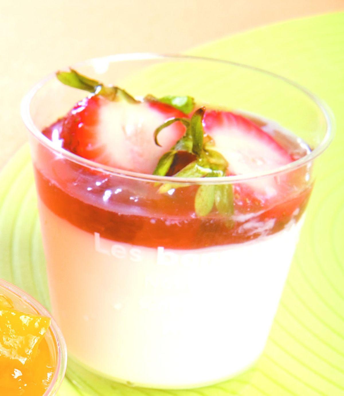 食譜:草莓淋醬