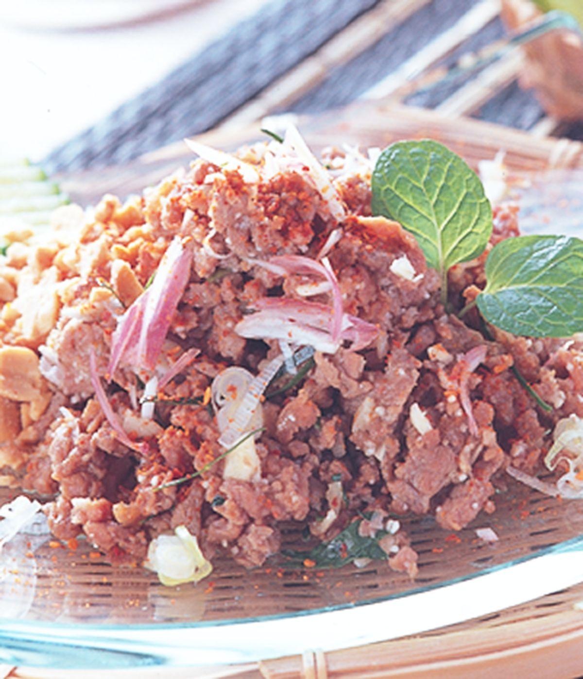 食譜:泰北辣拌牛肉