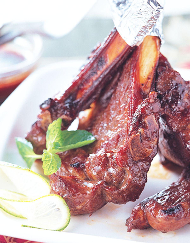 食譜:泰北烤羊排