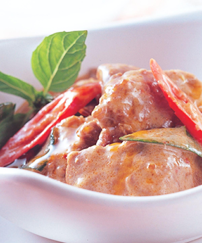 食譜:椰汁牛肉