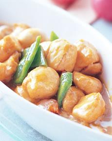 食譜:咖哩炒雞丁