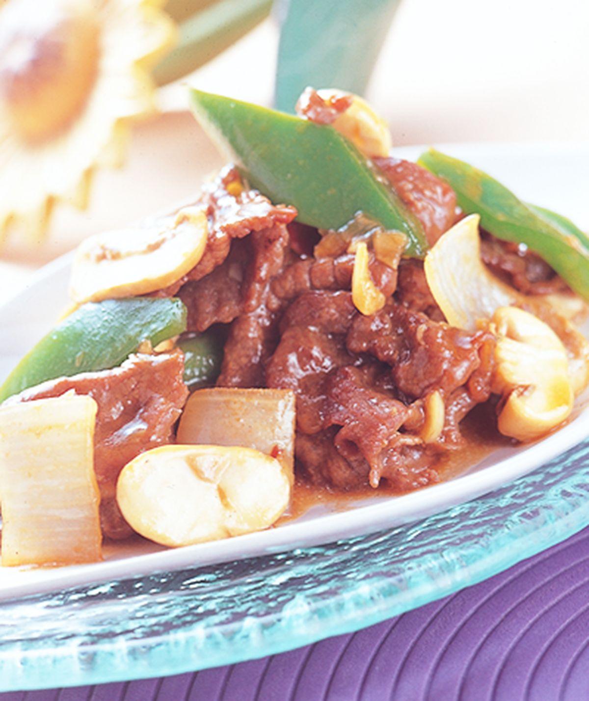 食譜:青椒炒牛肉