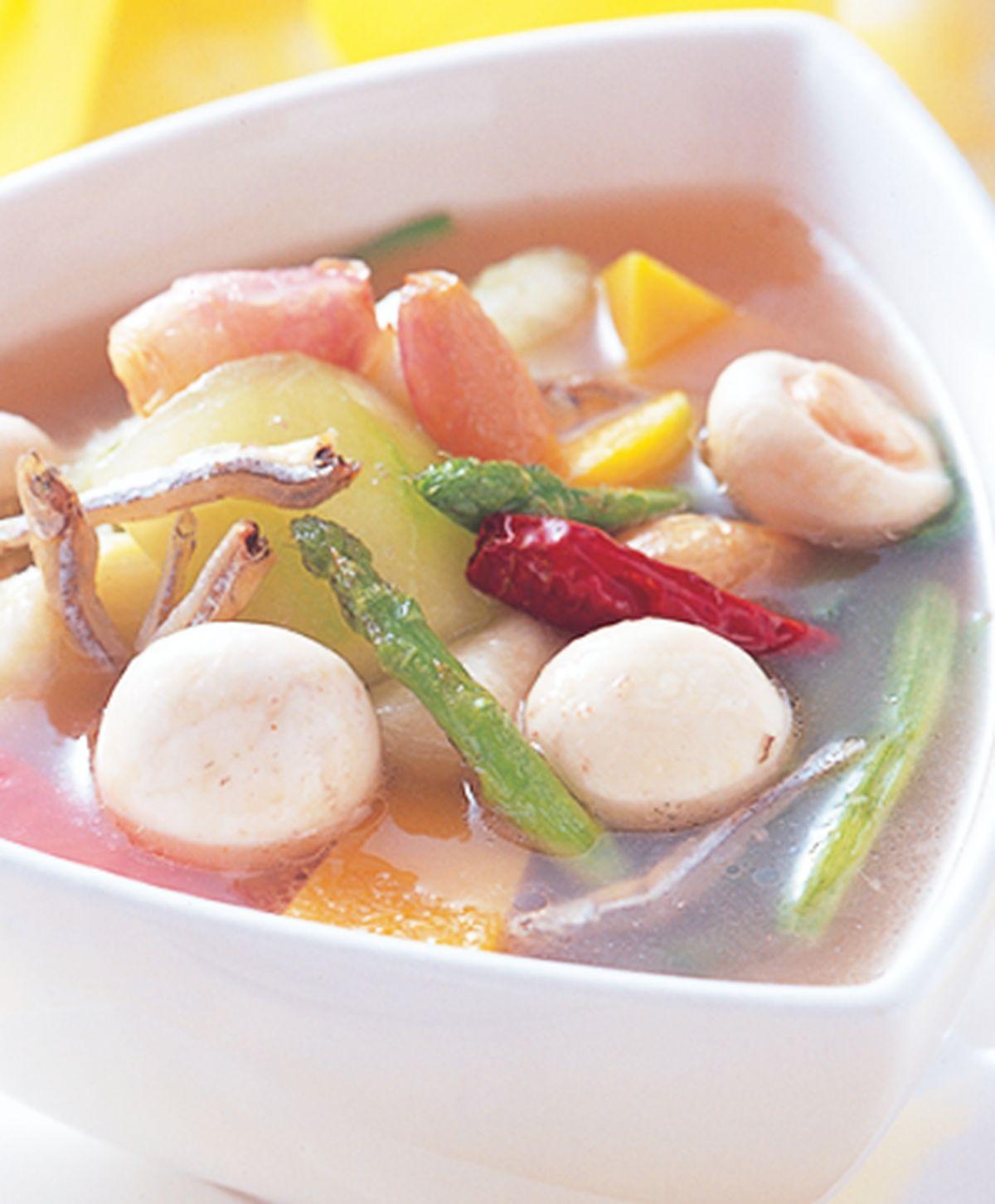 食譜:什錦蔬菜湯