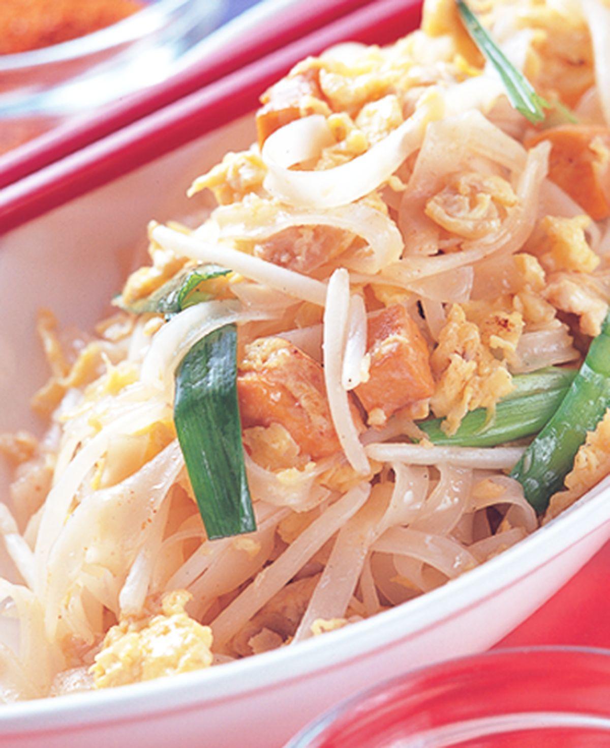食譜:泰式河粉