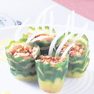 翠綠海珍寶