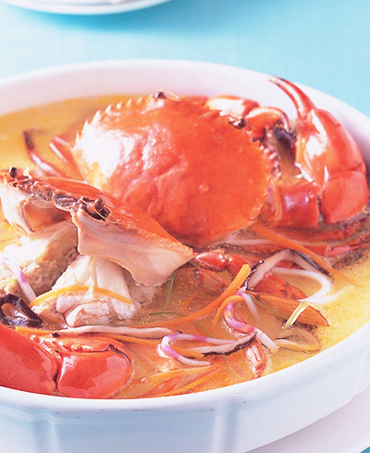 食譜:芙蓉青蟹