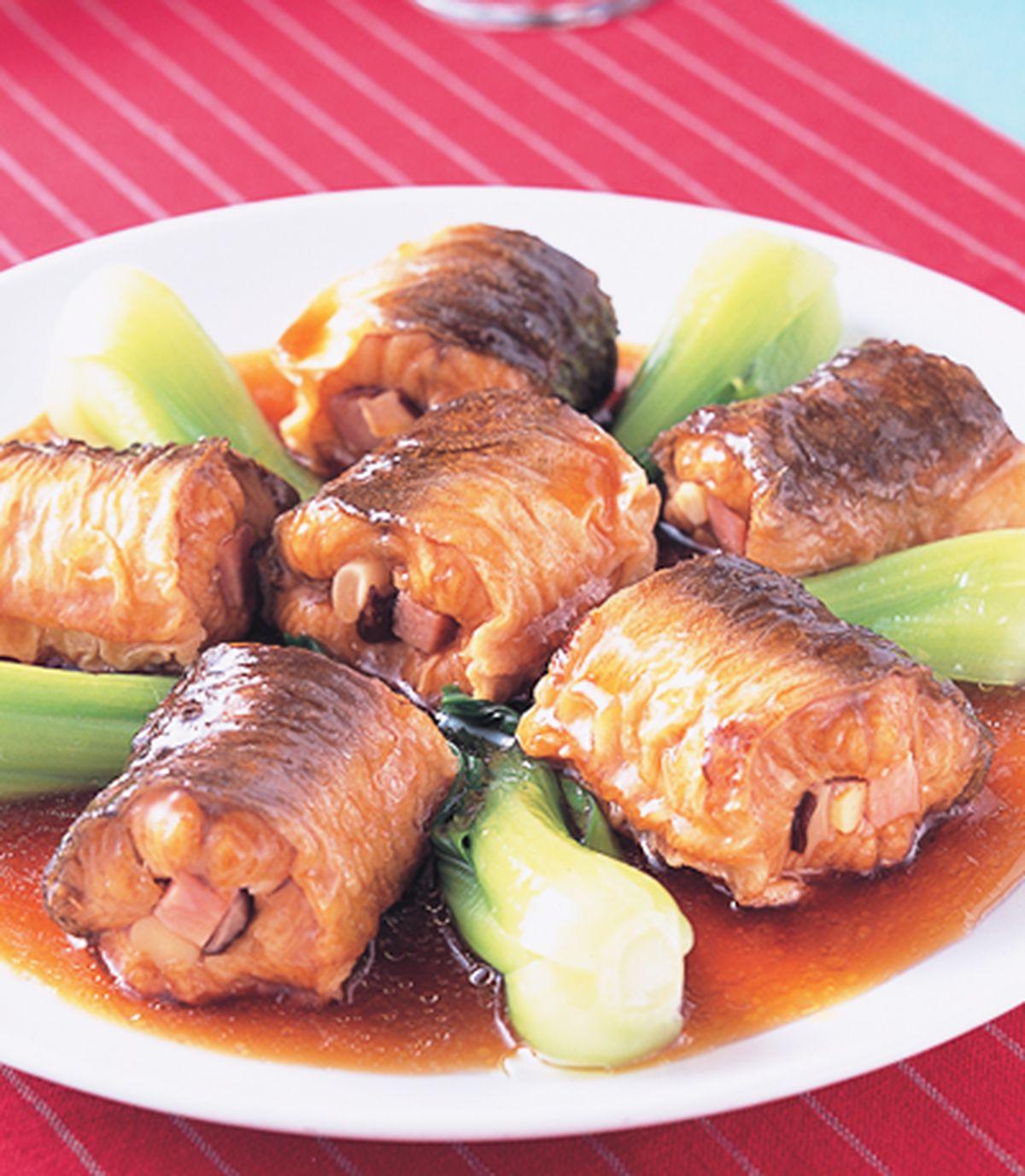 食譜:通心河鰻
