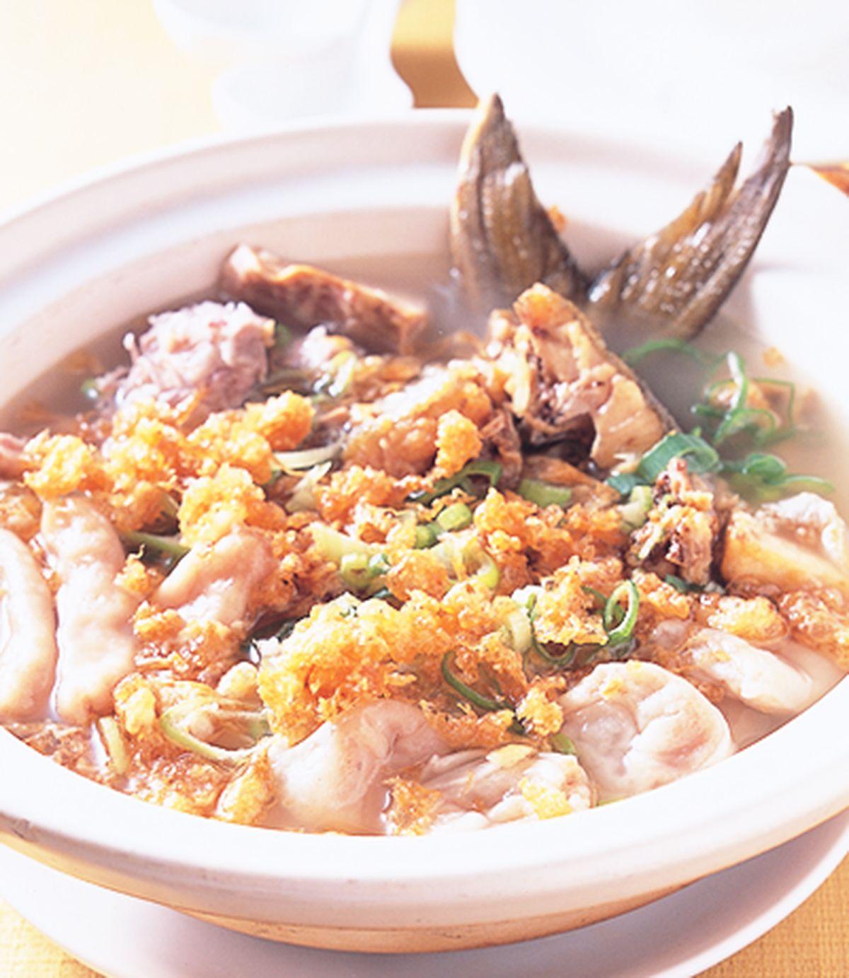 食譜:鮮首芋香鍋