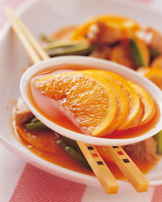 食譜:橙汁排骨醬