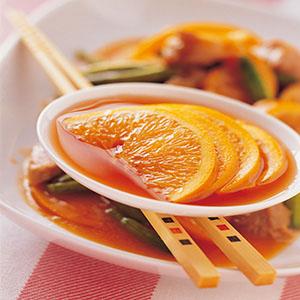 橙汁排骨醬