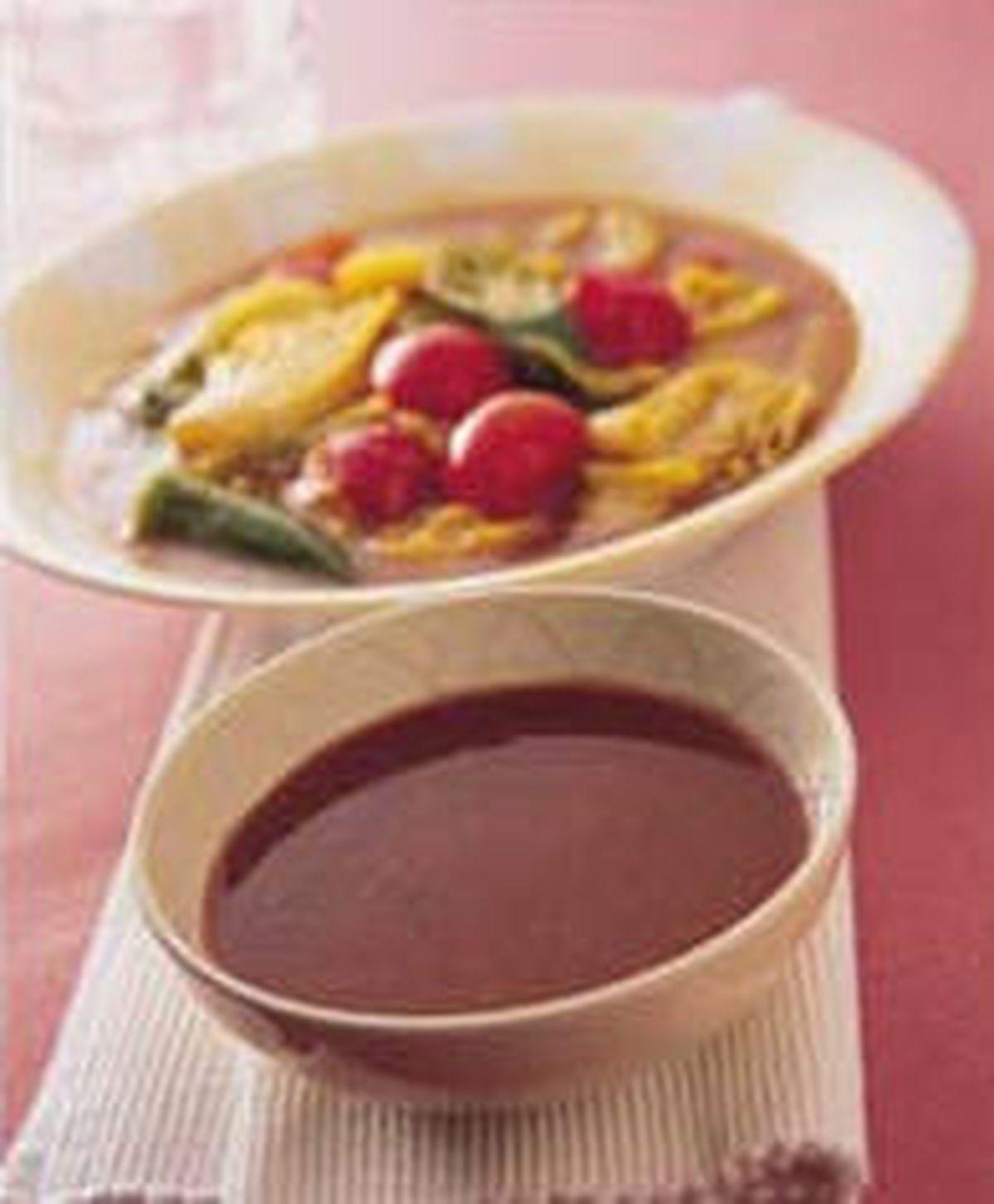 食譜:蕃茄咖哩燴蔬菜
