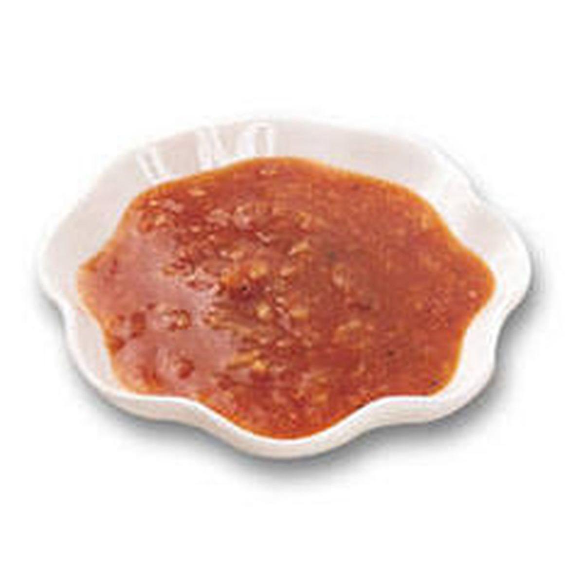 食譜:蒜味茄汁義大利麵醬