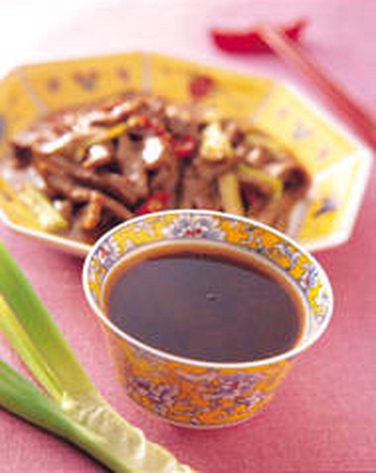 食譜:京醬牛肉