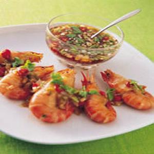 泰式酸醋蝦
