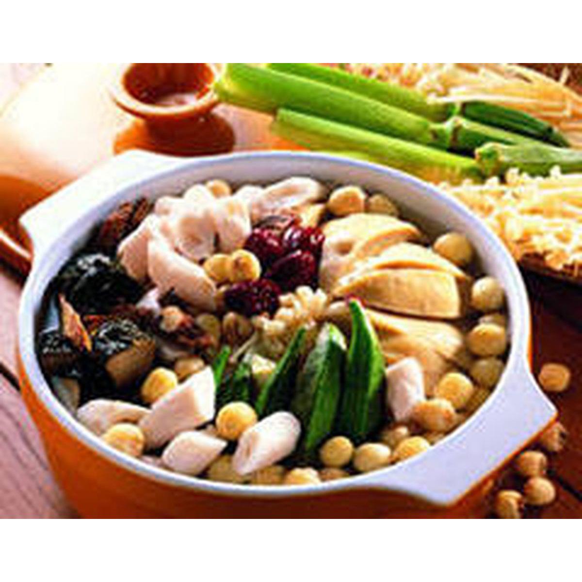 食譜:素什錦火鍋