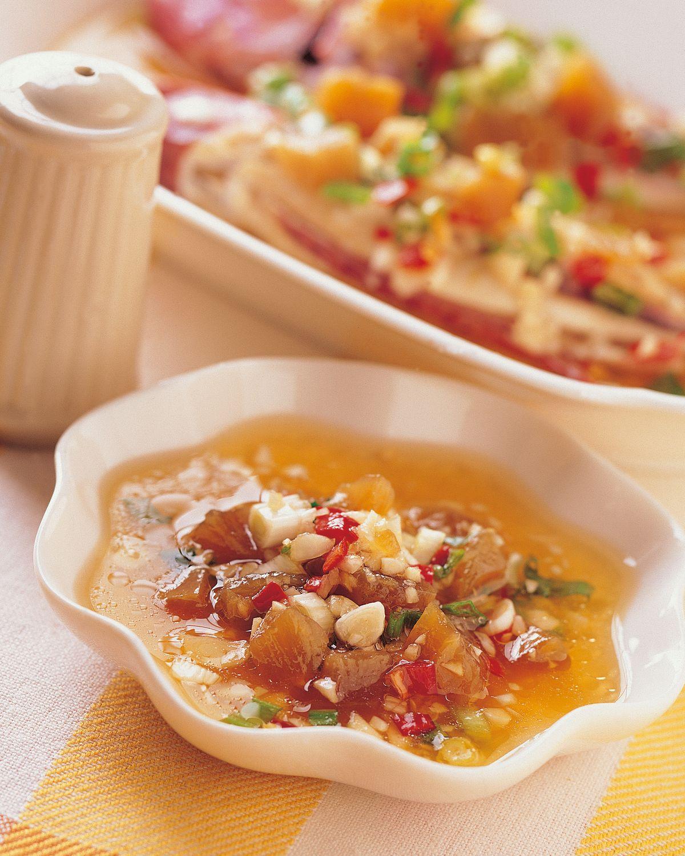 食譜:蔭瓜什錦醬