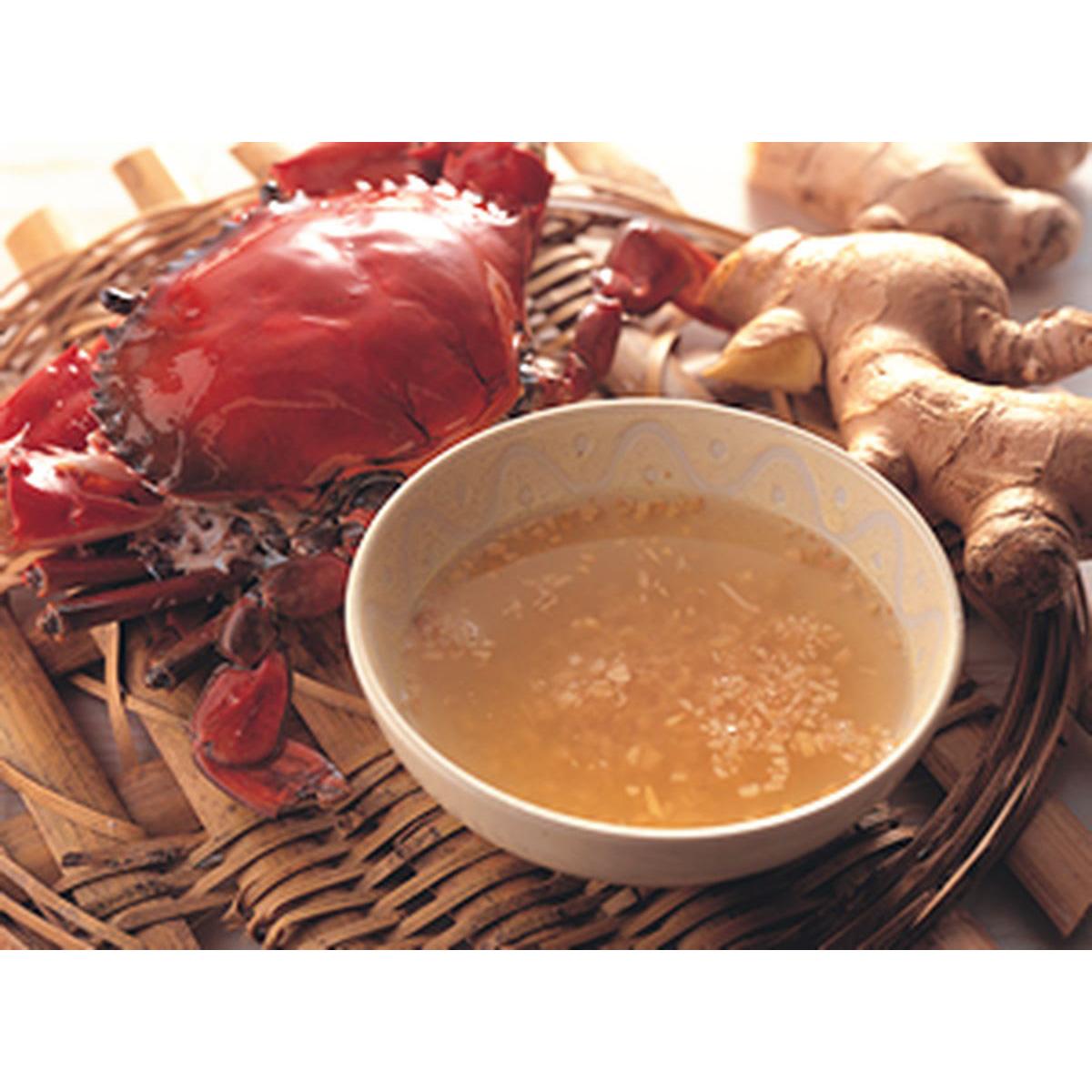 食譜:清蒸螃蟹、沙蝦