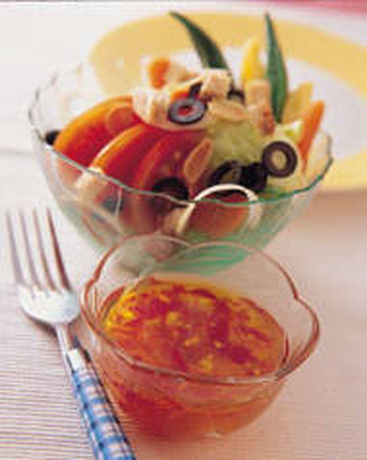 食譜:義式生菜沙拉