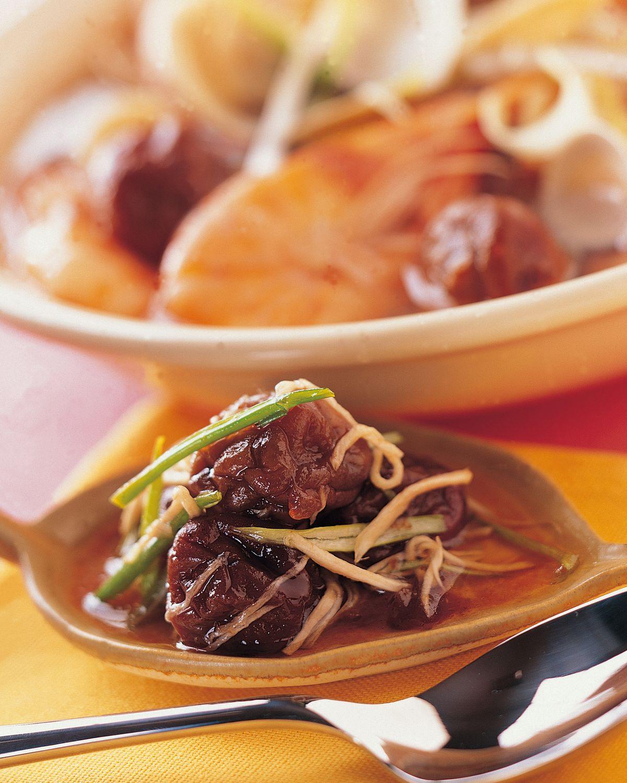食譜:蒸魚梅子醬
