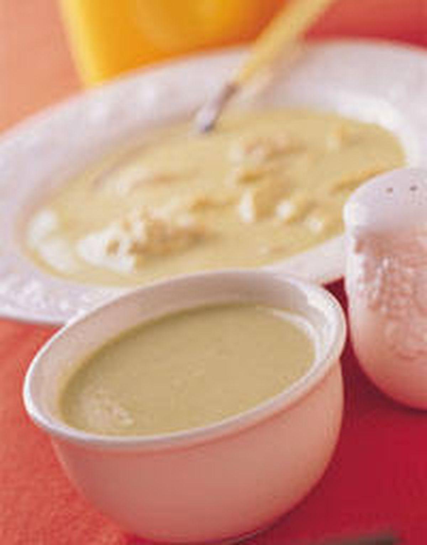 食譜:豌豆雞片濃湯