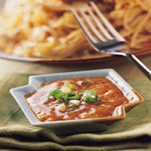 豆乳泥醬炒麵
