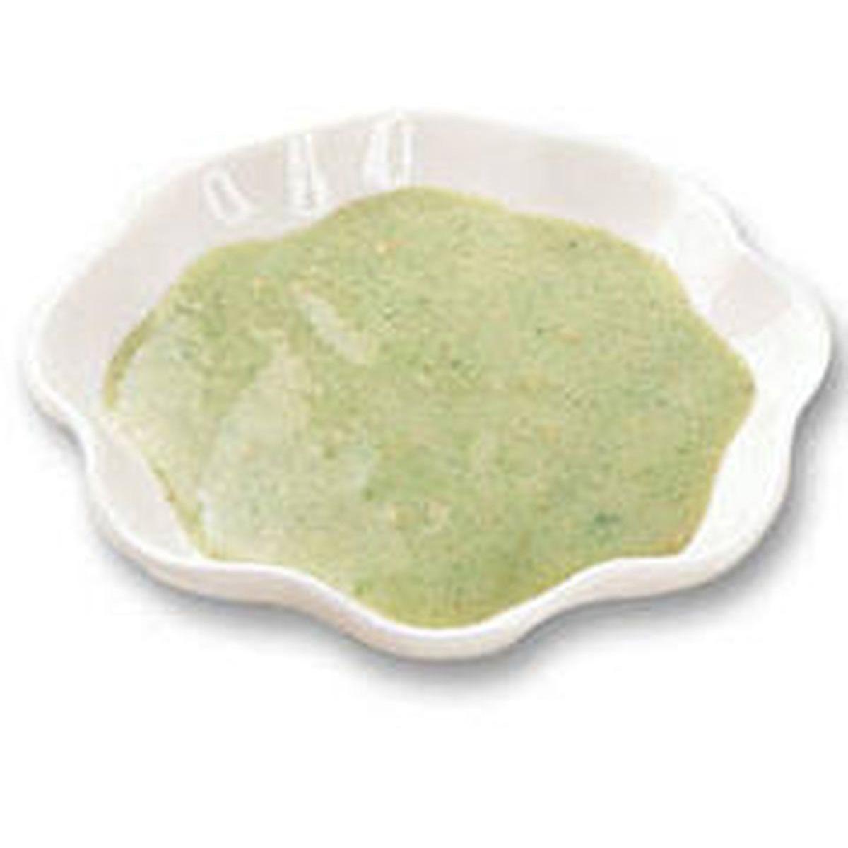 食譜:翡翠奶油醬