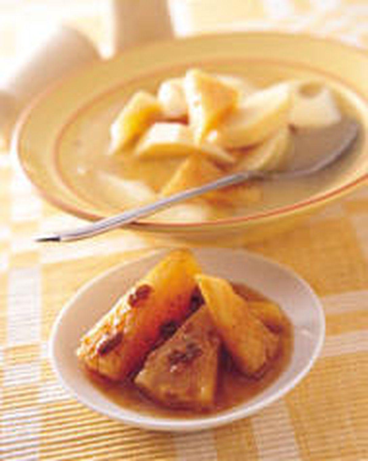 食譜:鳳梨竹筍湯