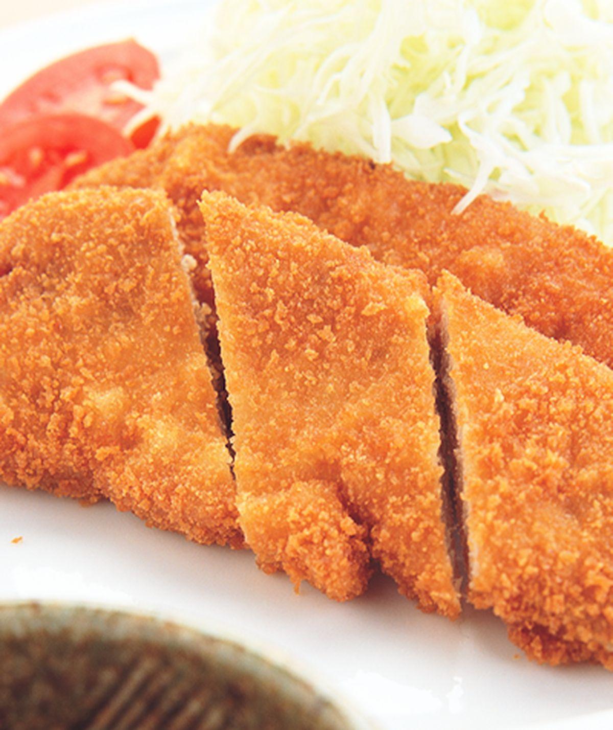 食譜:日式炸豬排(7)