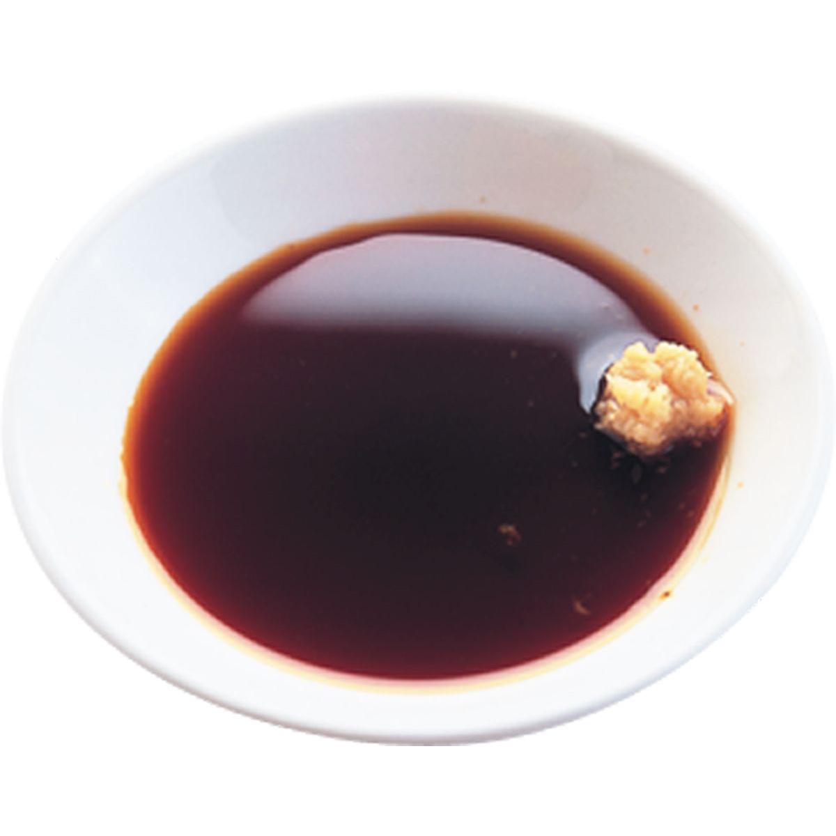 食譜:薑汁醬油