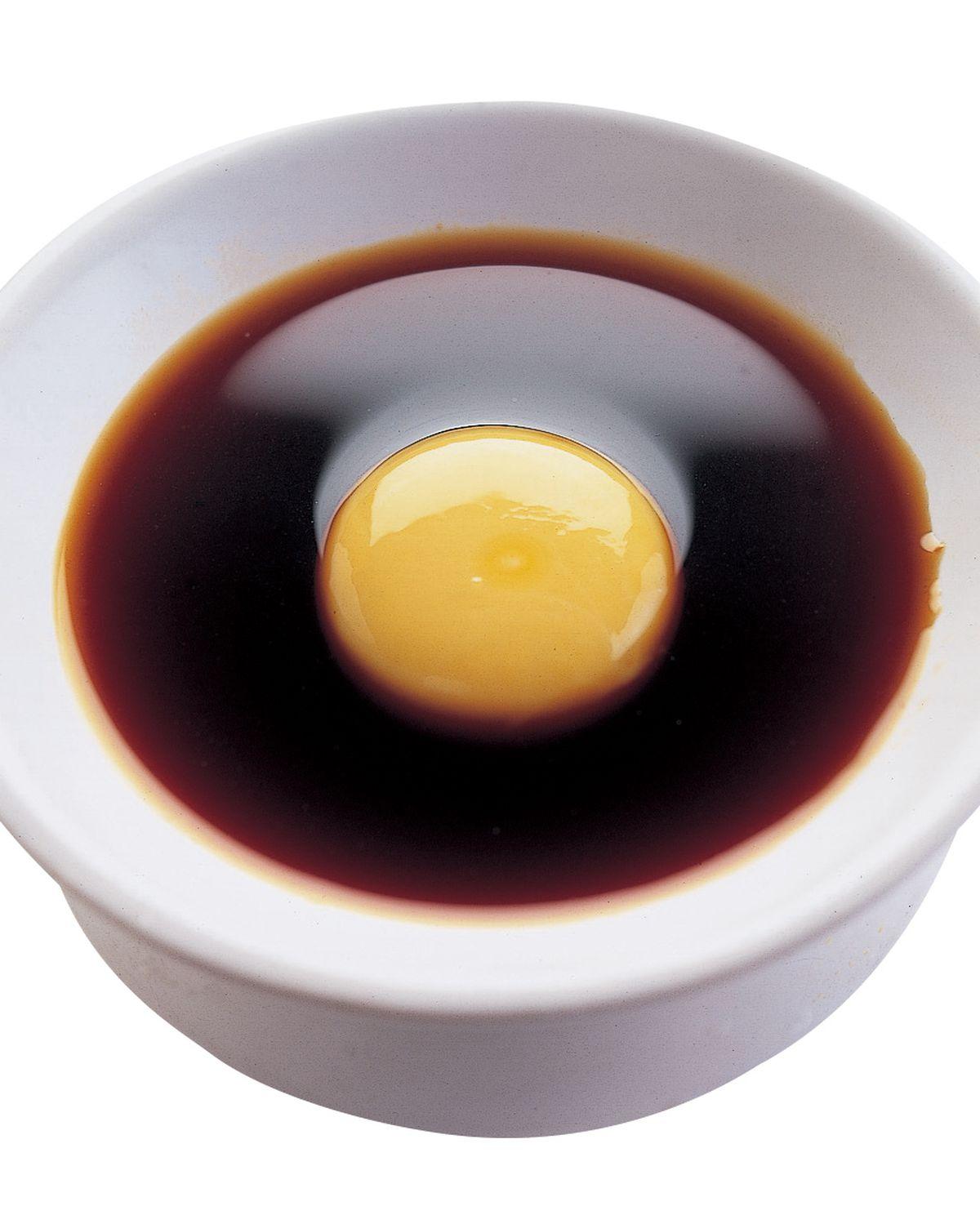 食譜:蛋黃醬油