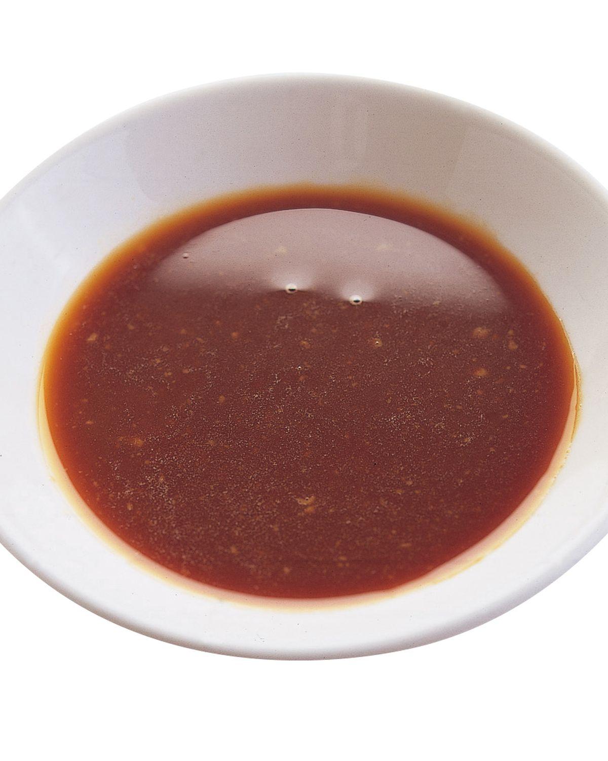 食譜:花生醬油