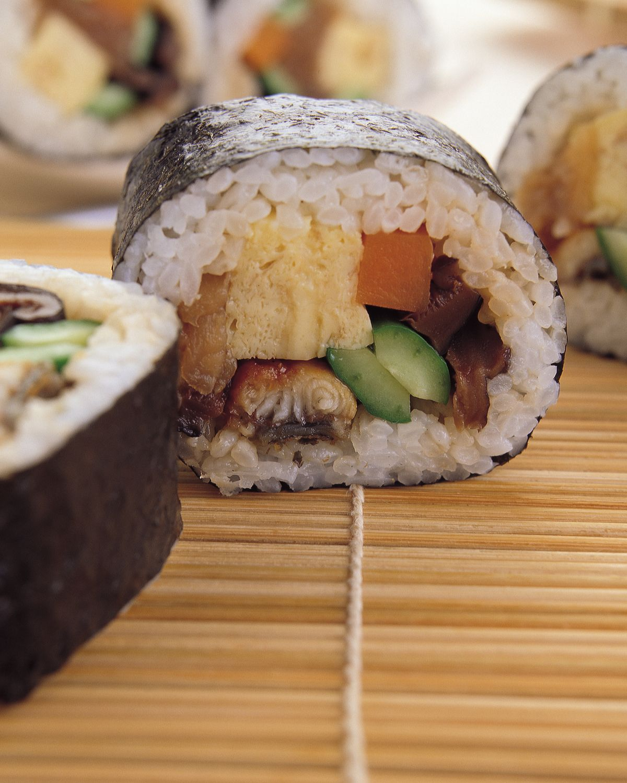食譜:太卷壽司