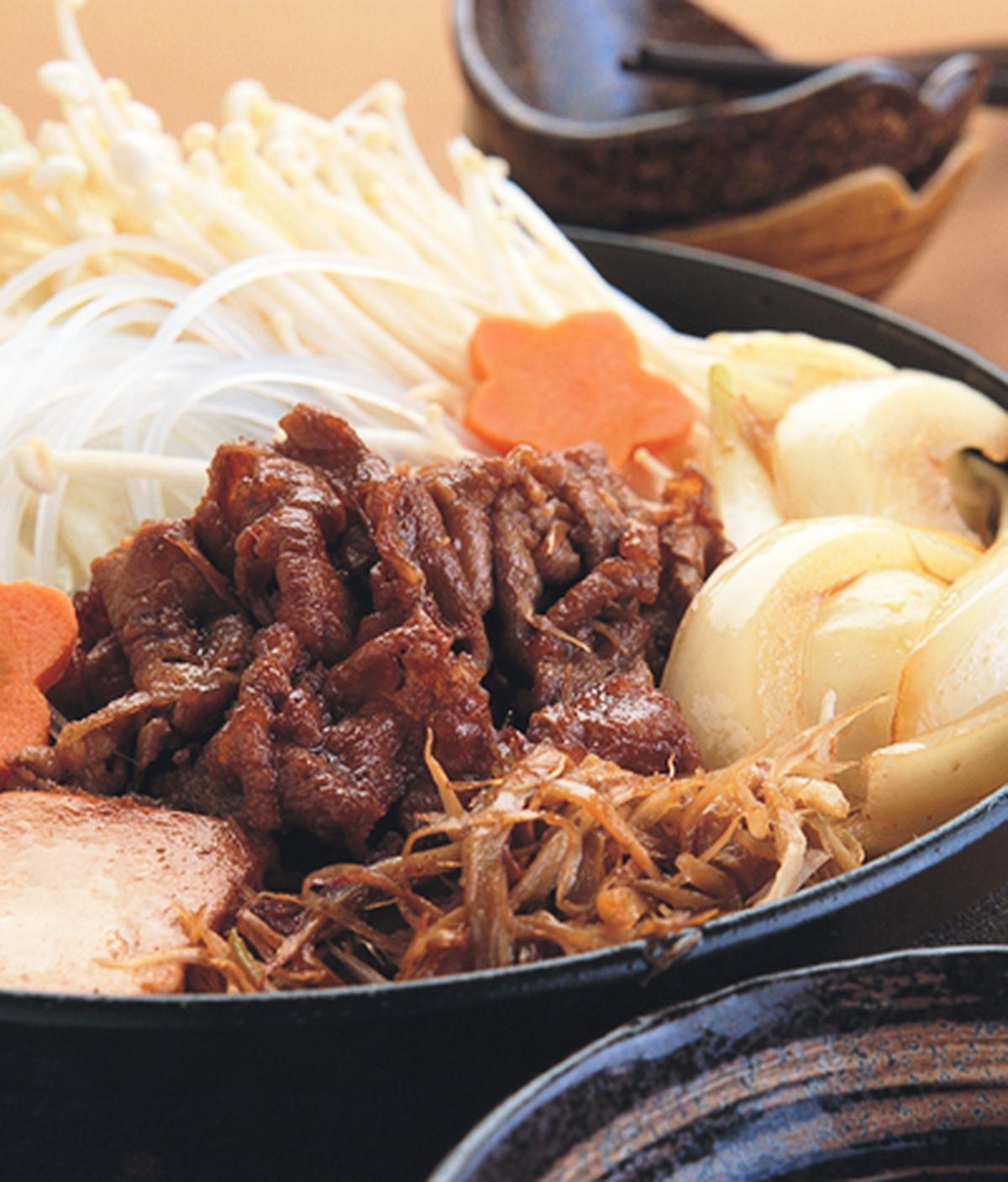 食譜:壽喜燒(2)