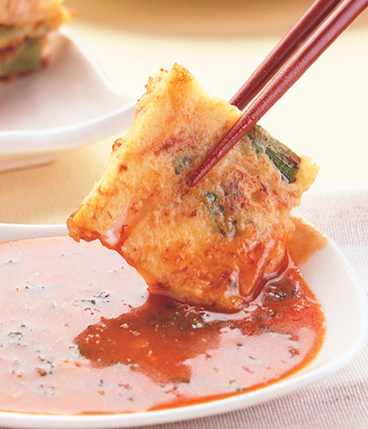 食譜:海鮮煎餅(1)