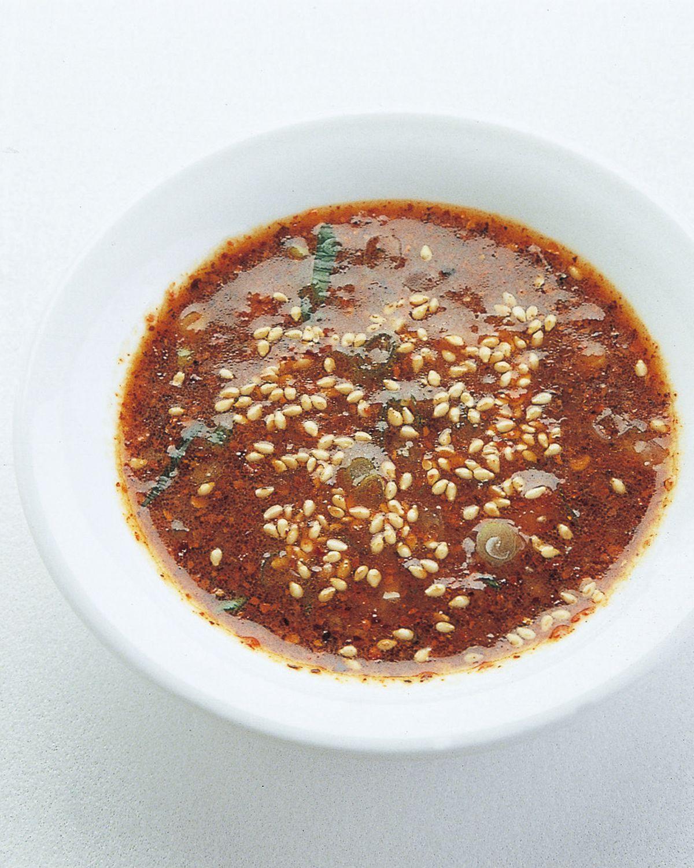 食譜:生醃螃蟹醬