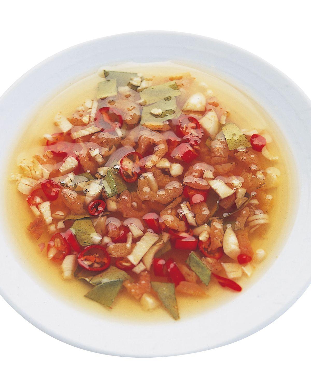 食譜:涼拌青木瓜絲醬汁