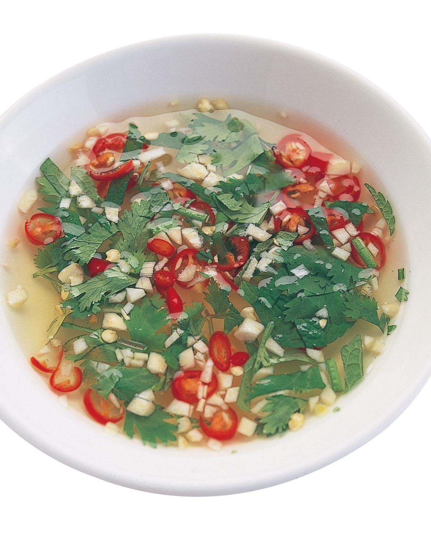 食譜:泰式涼拌醬汁