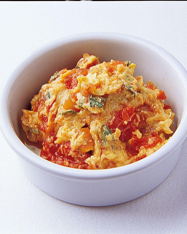 食譜:番茄大蒜麵包醬