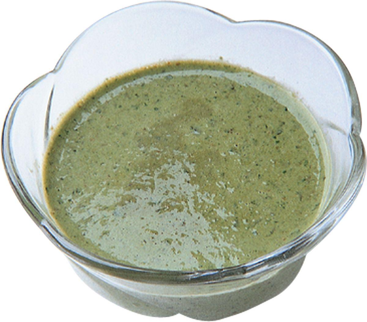食譜:菠菜醬