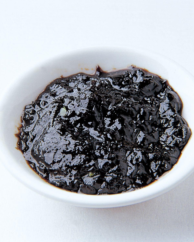 食譜:黑醬(1)