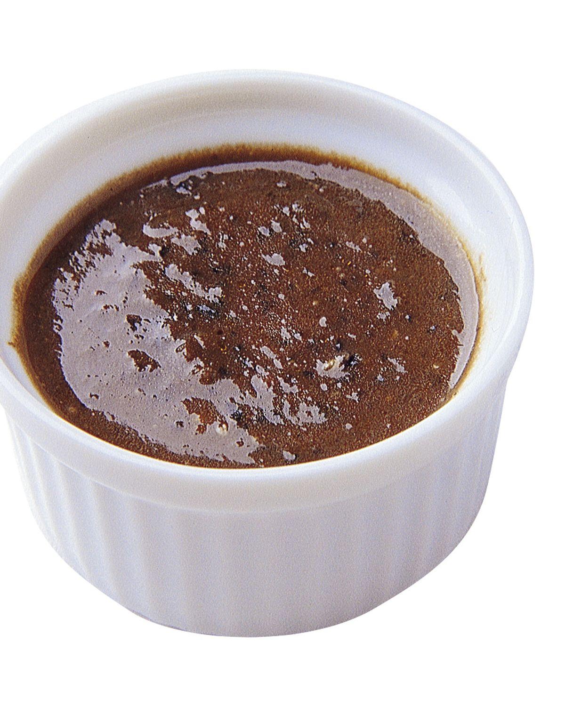 食譜:黑橄欖醬汁