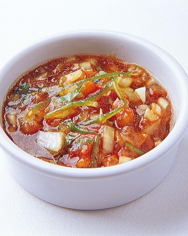 食譜:辣茄醬