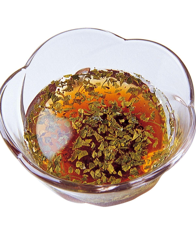 食譜:紅酒醋醬汁