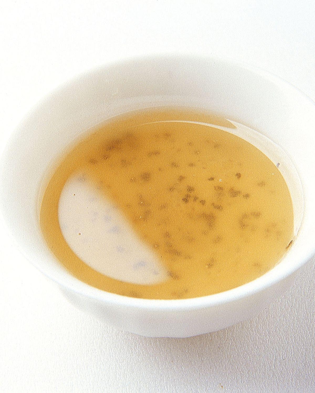 食譜:白酒油醋汁