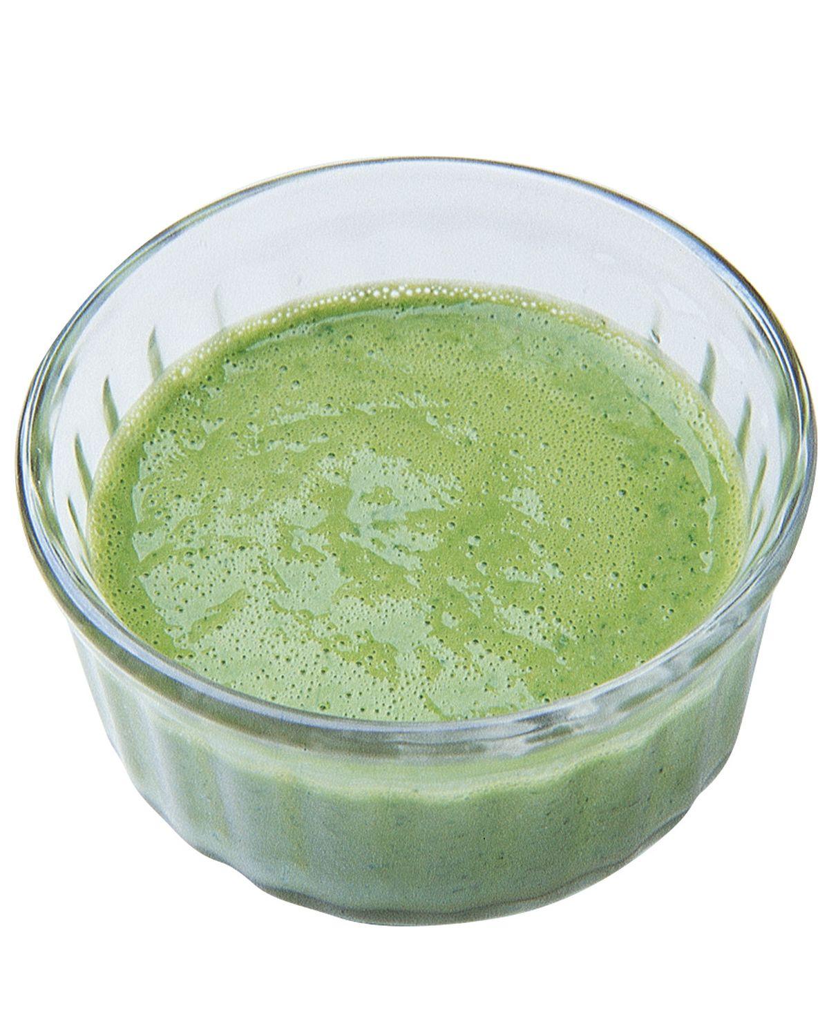 食譜:綠衣明蝦調味汁