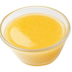 柳橙優酪醬汁